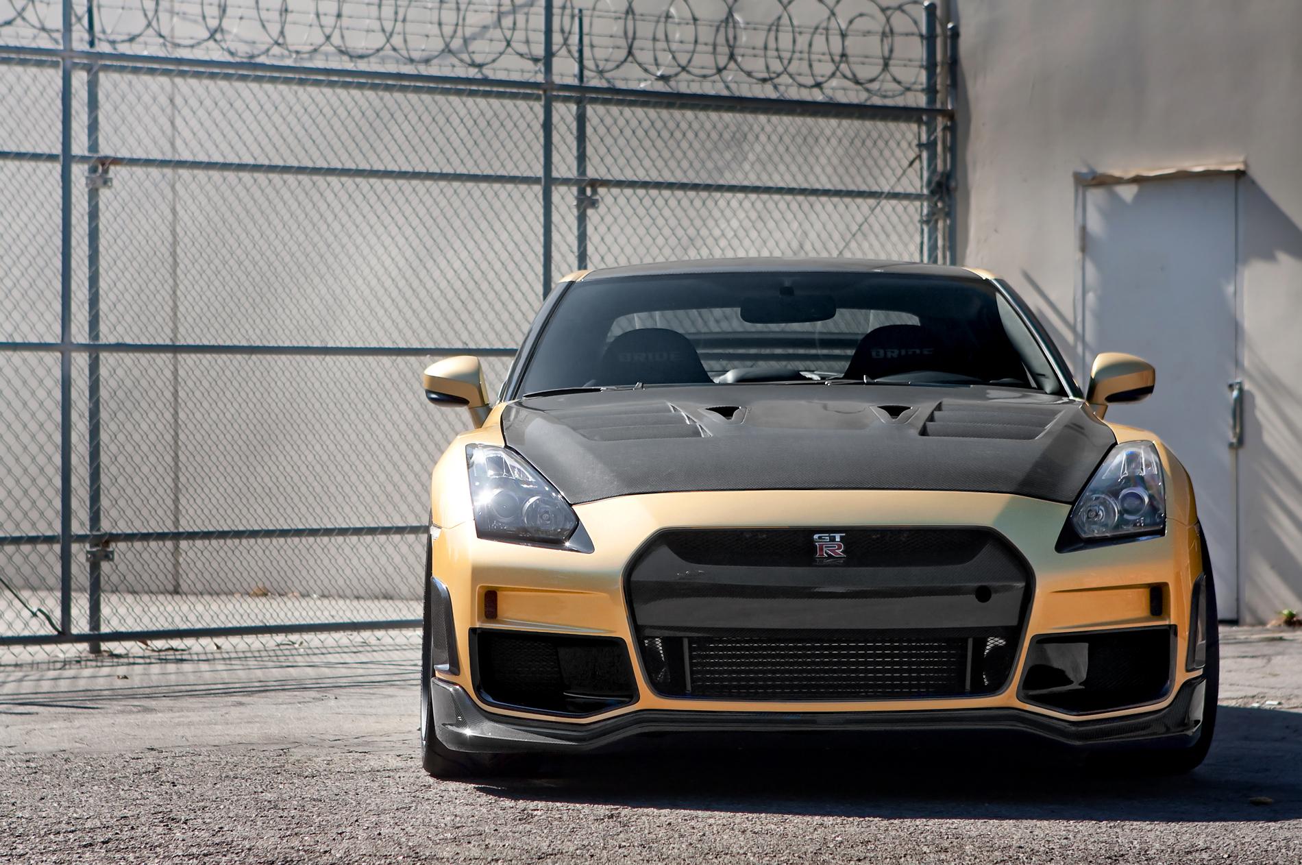 TommyKaira GT-R R35 Front