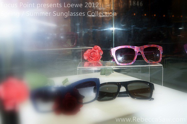 focus point Loewe 2012 collection