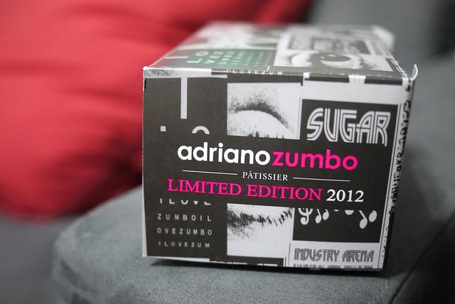 Adriano Zumbo Cake Mix Range Woolworths