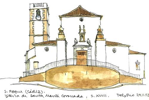 Iglesia de Santa María Coronada, San Roque (Cádiz)