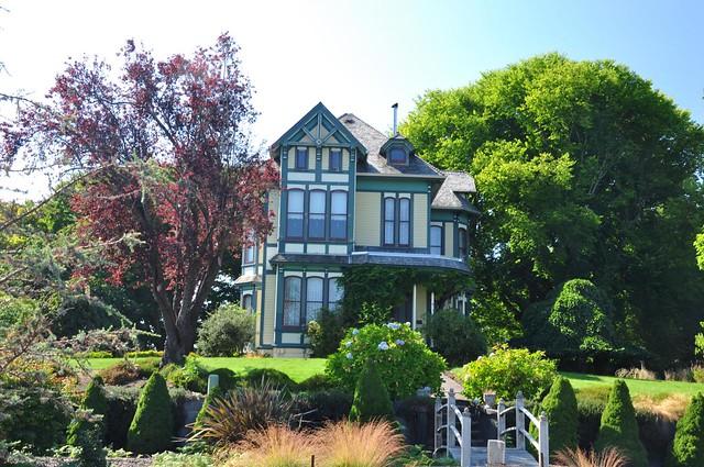 D.K. Warren House