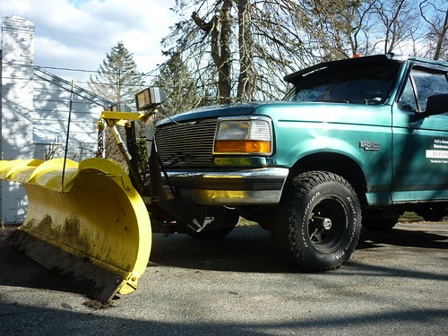 Plow Truck Brockton