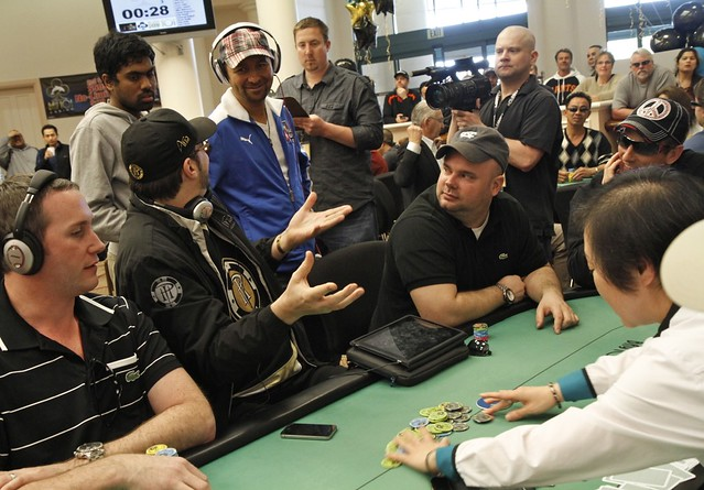 1026 Phil Hellmuth and Daniel Negreanu