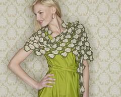 Positively Crochet!: Feminine Lace Belt - Crochet Pattern