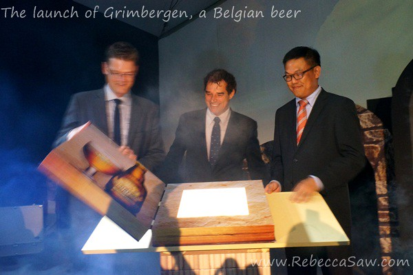 The launch of Grimbergen-010
