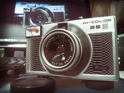 RICOH HI-COLOR35S
