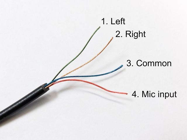 apple charger wiring diagram headset wiring | flickr - photo sharing! apple headphones wiring diagram