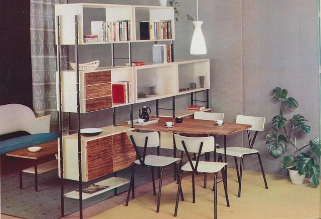Interieur 1960 d everest meubelen flickr photo sharing for Ministre interieur 1960