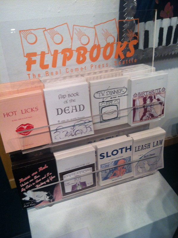 Flipbooks by Ruth Hayes