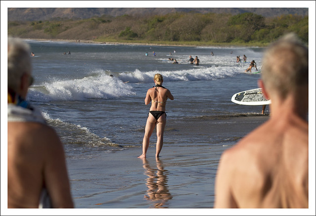 On Tamarindo Beach 1