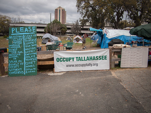 Rules of Engagement - Occupy Tallahassee