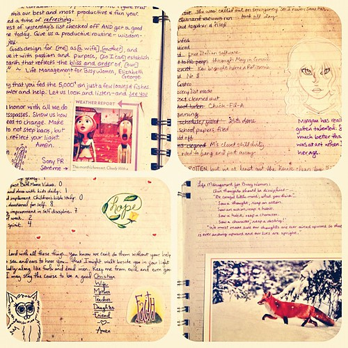 Prayer Journal Pages #faith