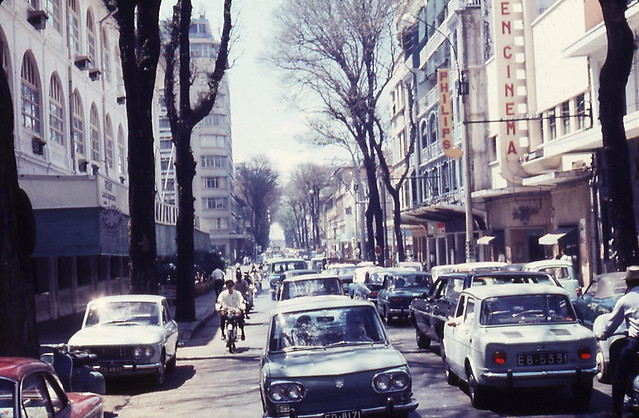Saigon street 67-68 - đường Tự Do