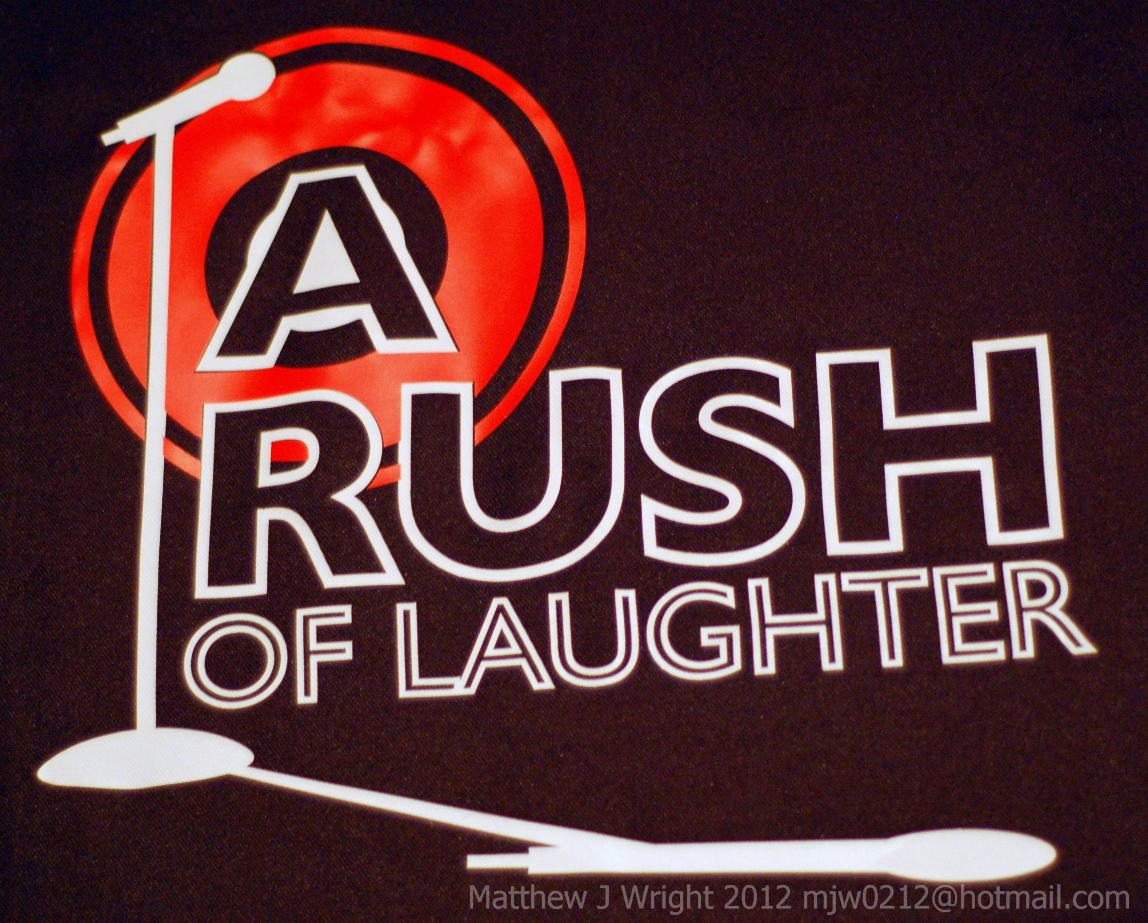 A Rush Of Laughter