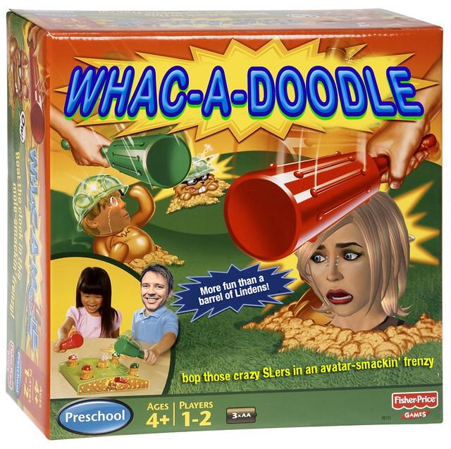 whac a doodle