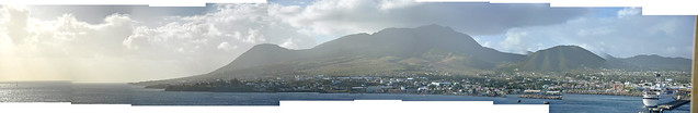 st kitts panoramic