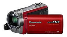 Panasonic HC-V500 & HC-V500M