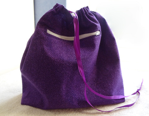 Purple Project Bag 03