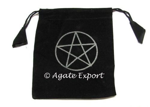 VELVET BAGS by agateexport