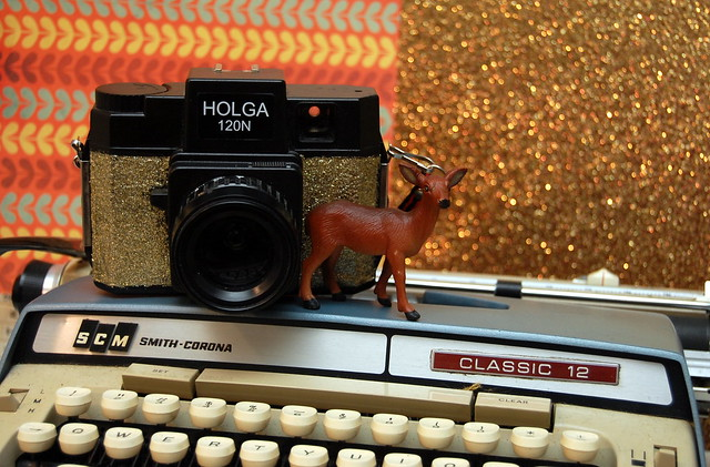 golden holga!