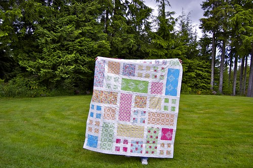 Taking Turns quilt