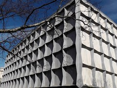 beinecke library exterior