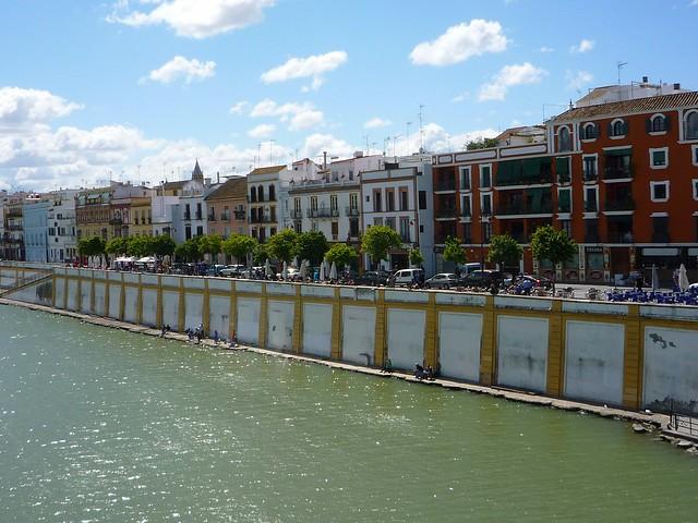 Sevilla, Capilla Marineros, Markthalle