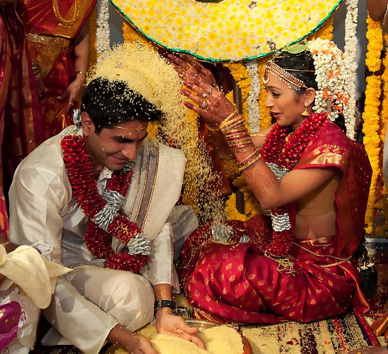 Talambralu - A Fun Telugu Wedding Ritual