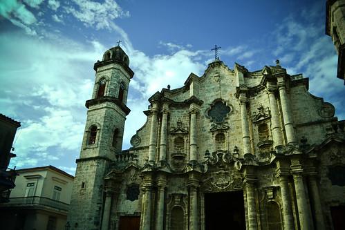 Habana-Cathedral de Habana