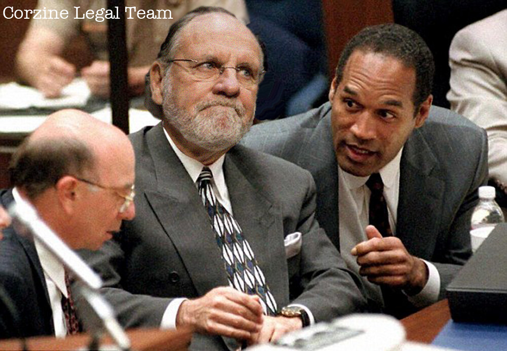 CORZINE LEGAL TEAM