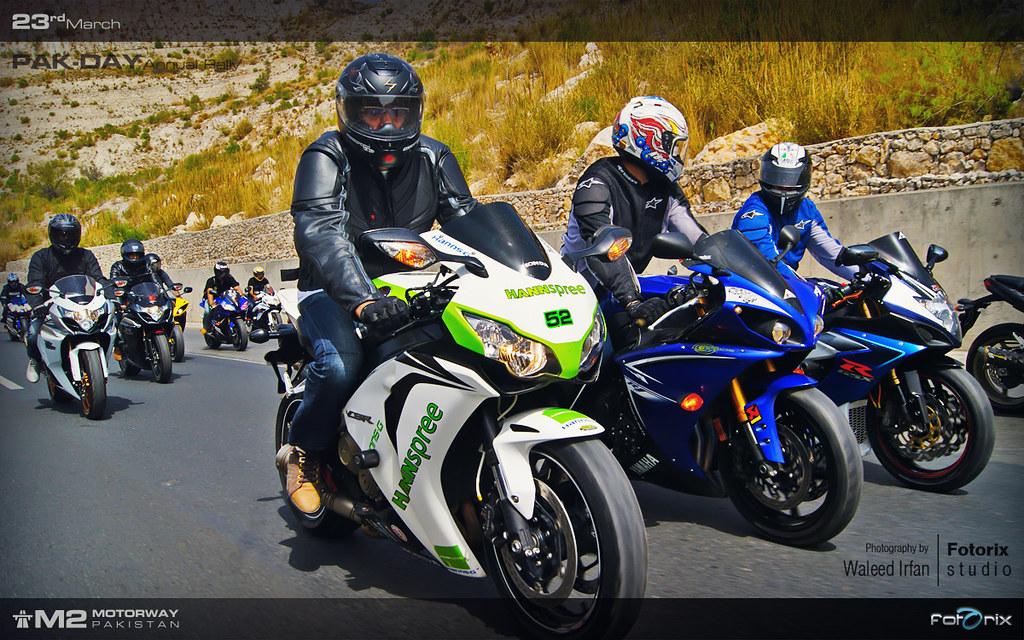 Fotorix Waleed - 23rd March 2012 BikerBoyz Gathering on M2 Motorway with Protocol - 7017447817 415227e850 b