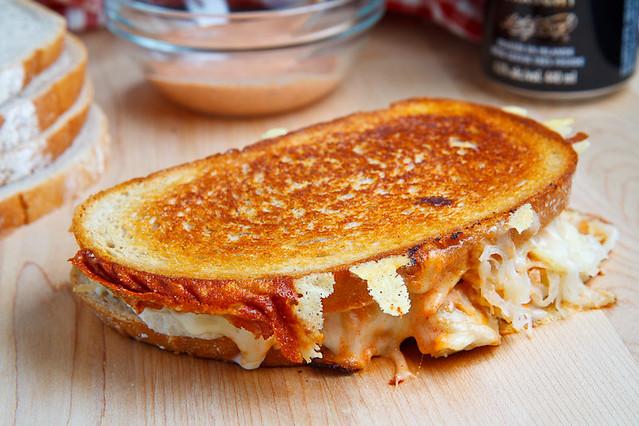 The Rachel Sandwich (aka Roast Turkey Reuben Sandwich) | Flickr ...