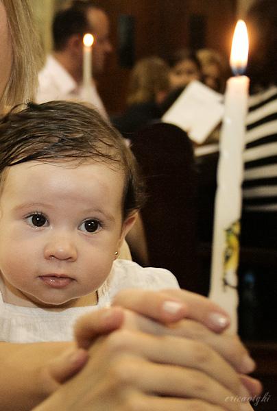 Batizado Isis - março 2012