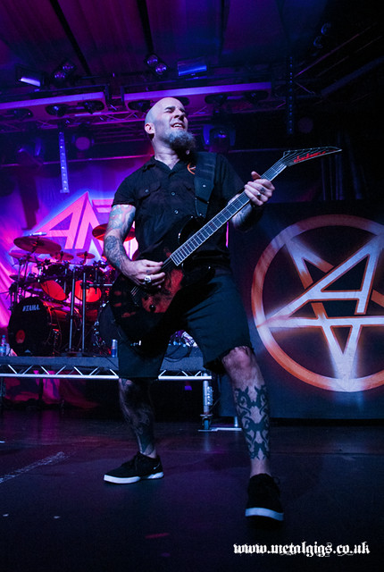 Hammerfest IV live review skindred anthrax hammer of thor metal hammer live gigs gig listings metalgigs metal gigs