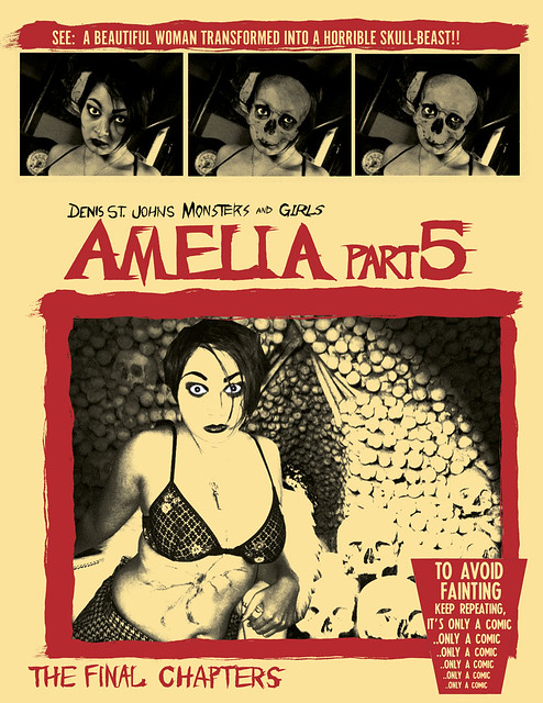 Amelia part 5 poster