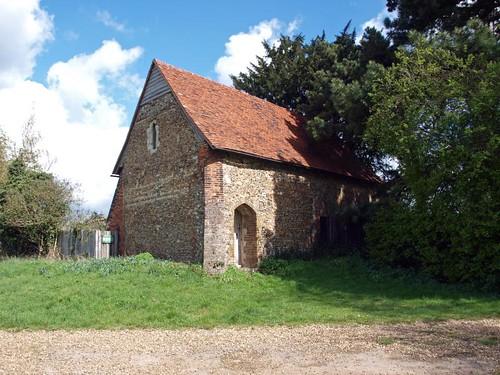 Harlowbury Chapel (5)