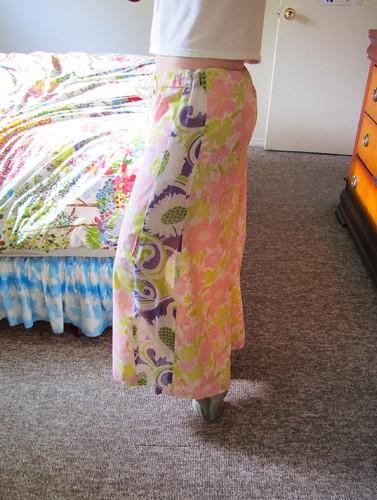 floral hippie pants