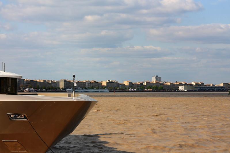 """Un regard sur Bordeaux - """"La Pellegrina"""" - Bordeaux - 15 avril 2012"""