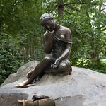 Tsarskoïe Selo - statue