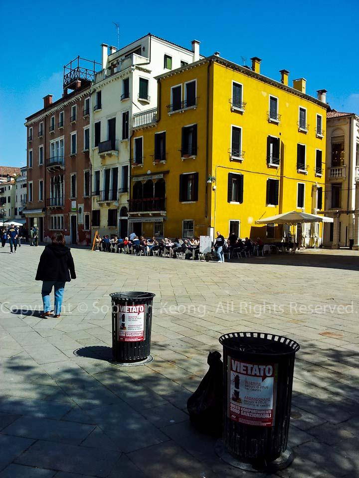 Sunny Venice @ Venice, Italy