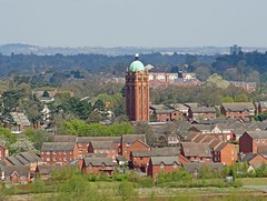 Hollymoor Hospital Water Tower