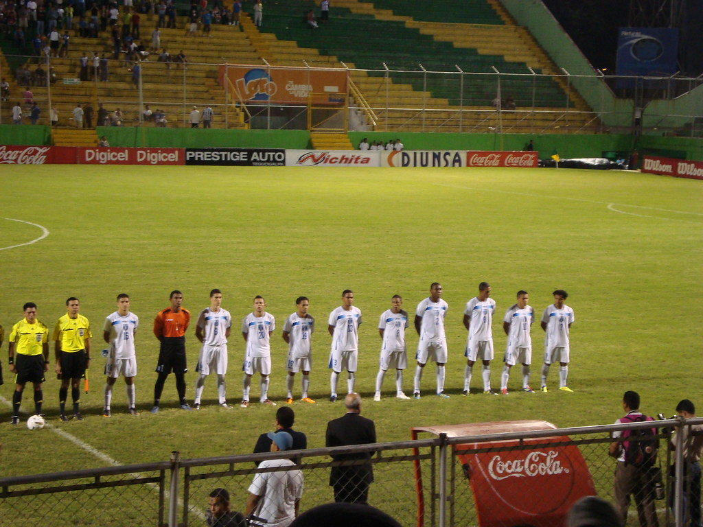 Otra vez contra España! Honduras al Grupo D en Londres 2012