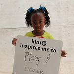 KLRU inspires me to ... play and learn