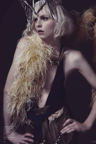 Andrej Pejic0618_Black Magazine 16_Ph Mariah Jelena(Sight Management Blog)