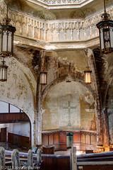 Urban Exploration - Churches