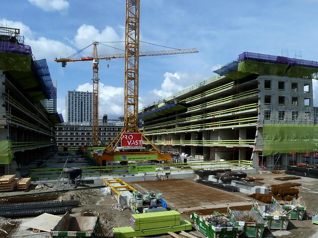 Markthal bouw 27 april 2013