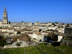 St Emilion from above