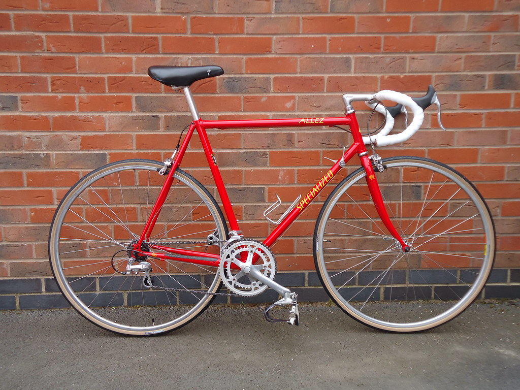 Specialized Allez 1993 Reduced Price Retrobike