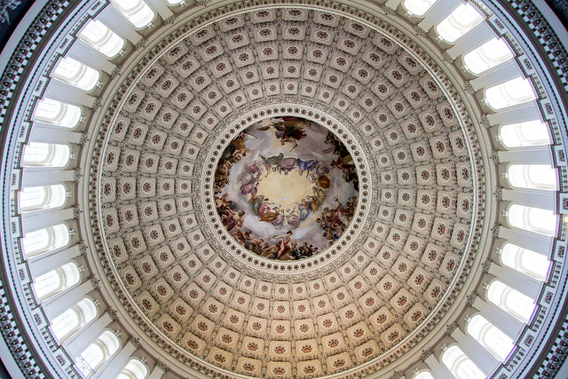 Inside the Rotunda