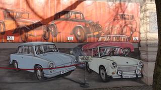 Graffiti im eigentlichen Verstande den Namen einer Schule 0534